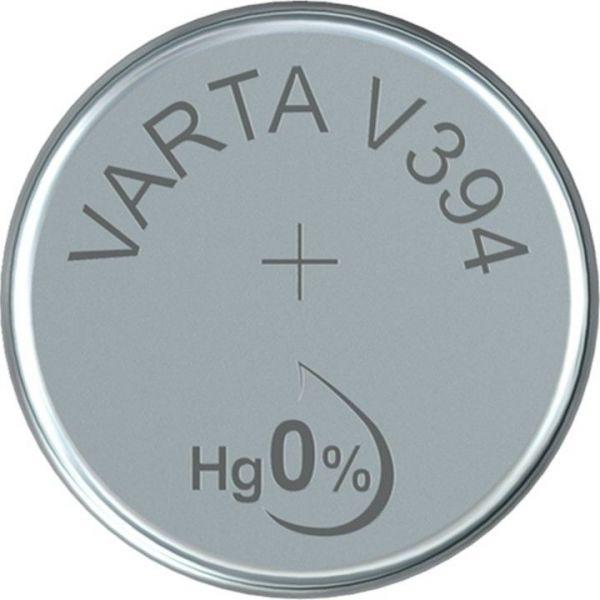 SR45 (V394) - Silberoxid - Knopfzelle für Uhren